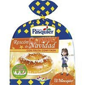 Pasquier Rosco de Reyes con frutas escarchadas Bolsa 450 g