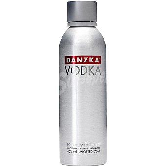 Danzka Vodka edición limitada Dinamarca Botella 70 cl