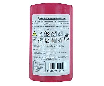 Auchan Vela cilíndrica perfumada de 70x115 milímetros y con olor a mundo oriental 1 Unidad