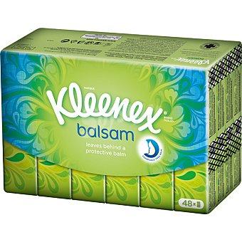 Kleenex Pañuelos Balsam Paquete 48 unidades