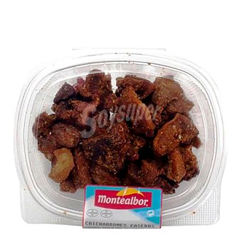 Montealbor Chicharrones caseros 250 g
