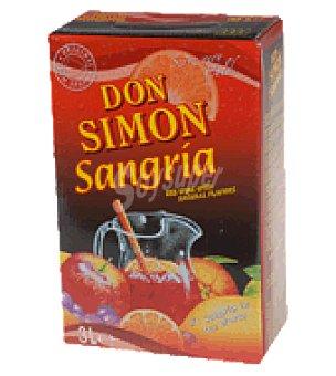 Don Simón Sangria bag in box selección 3 l