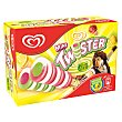 Helado Twister mini Caja 8 u x 50 ml Frigo