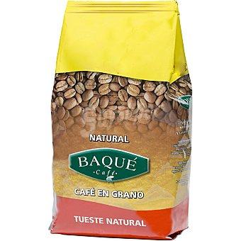 Baqué Café en grano natural Paquete 500 g