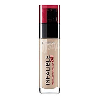 L'Oréal Maquillaje fluido infalible 300 ambre 1 ud