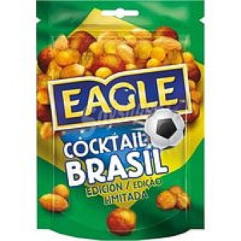 Eagle Cocktail Frutos Secos Mundial Brasil bolsa 75 gr