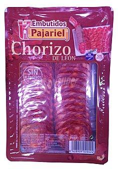 Pajariel Chorizo dulce de León sarte pieza 375 g