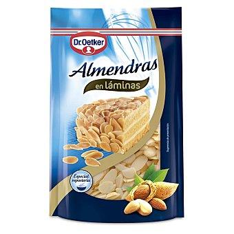 Dr. Oetker Almendras en laminas ideal para repostería 125 gr