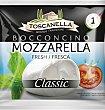 Mozzarella fresca Bolsa 125 g Bocconcino