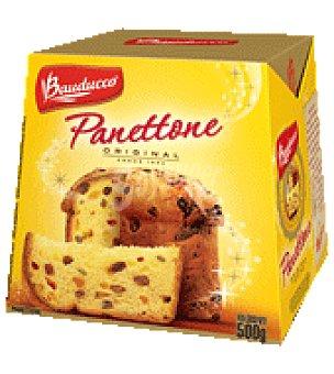 Bauducco Panettone con fruta en caja de cartón 500 g