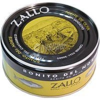 Zallo Bonito en aceite de oliva Lata 266 g