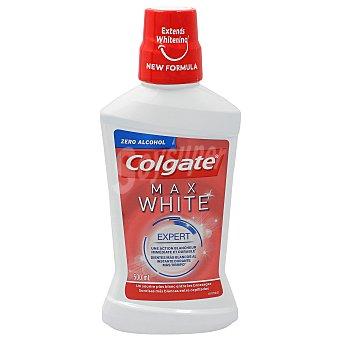 Colgate Max White Enjuague bucal Instant One sin alcohol Frasco 500 ml