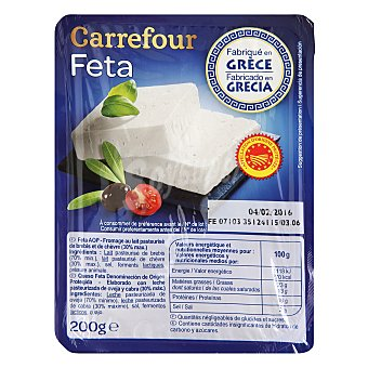 Carrefour Feta griega 200 g