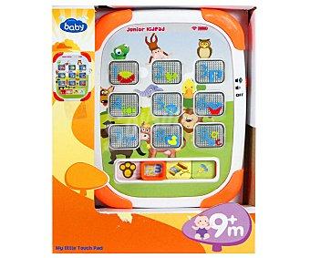 Baby Mi primera Tablet, con Actividades interactivas 1 Unidad