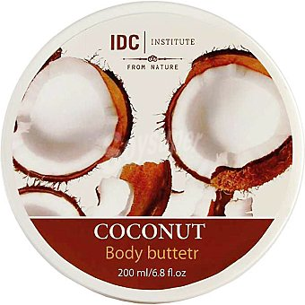 IDC INSTITUTE crema corporal Coco tarro 200 ml