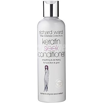 RICHARD WARD Chelsea Collection Acondicionador liso y brillante con keratina Frasco 250 ml