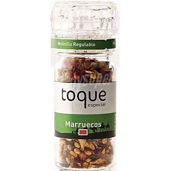 Toque Molinillo Morocco Frasco 40 g
