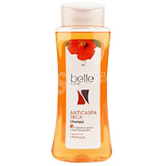 Belle Champú anticaspa cabello sec 400ml