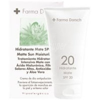 SPF Hidratante Mate 20+ 50ML