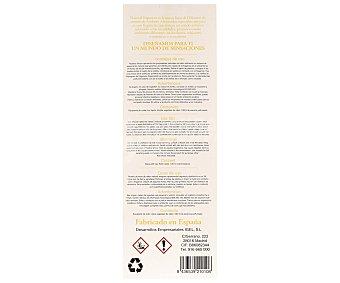 Ambient Air Difusor de varillas de ratán Anti-Estrés, con perfume olor a vainilla 100 mililitros