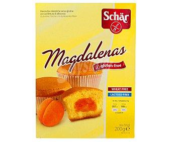Schär Magdalenas albaricoque - Sin Gluten 200 g
