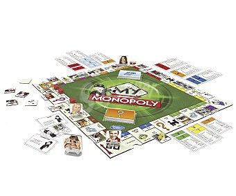 MONOPOLY Juego de Mesa Personalizable My Monopoly, de 2 a 4 Jugadores 1 Unidad