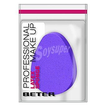 Beter Esponja maquillaje en forma de gota 1 ud