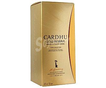 Cardhu Whisky de malta special gold reserve Botella 70 cl