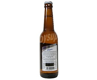 VELTINS Cerveza Alemana sin alcohol Botella de 33 centilitros