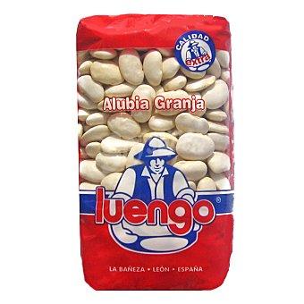 LUENGO Alubia blanca granja  paquete 500 g