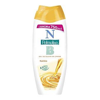 Palmolive Gel de ducha NB con flor de orquídea y leche hidratante 750 ml