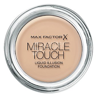 Max Factor Maquillaje miracle touch 60 sand 1 ud