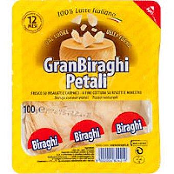 GRAN BIRAGUI Pétalos de queso 100g