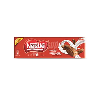 Extrafino Nestlé Chocolate extrafino con leche Tableta 300 g