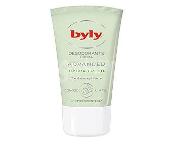 Byly Desodorante en crema para mujer Advanced hydra fresh 50 ml