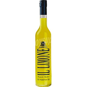 CASSONI Limoncello licor de limón Botella 50 cl