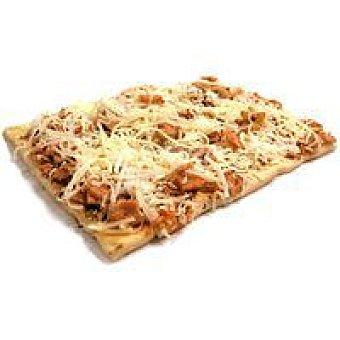 ROSCRIS Pizza cuadrada de bacón-queso 220 g