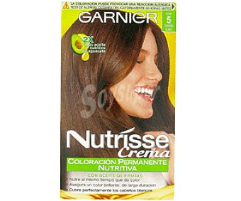 Nutrisse Garnier Tinte Castaño Claro 1u