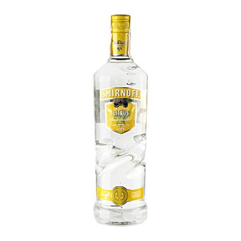 Smirnoff Vodka twist citrus 37,5º 1 l