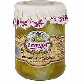 Leyenda Alcachofa en aceite de oliva Frasco 430 g
