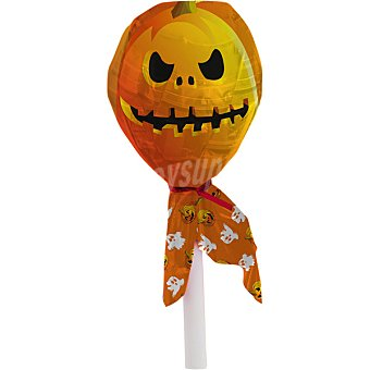 Halloween mega caramelo con palo unidad 80 g unidad 80 g