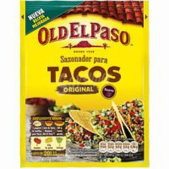 Old El Paso Taco sazonador Mix Sobre 25 g