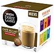 Café con leche descafeinado Caja 16 monodosis Dolce Gusto Nescafé