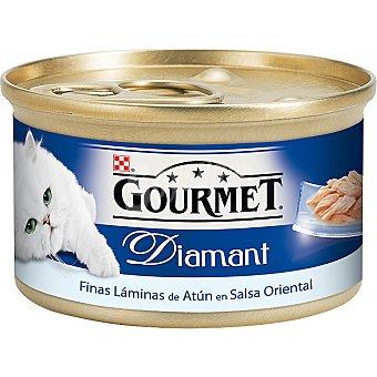 Oriental atún en salsa para gatos lata 85 g