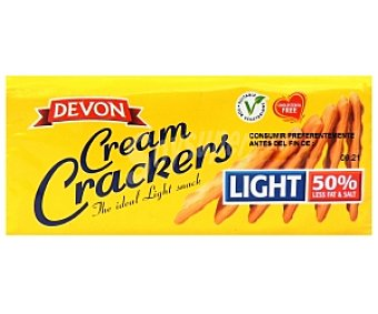 DEVON Cracker Cream Light 200 Gramos