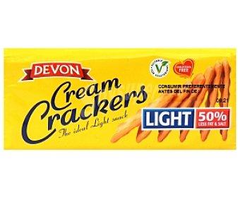 Devon Cracker Cream Light 200 Gramos