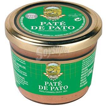 Martiko Paté de pato Tarro 190 g