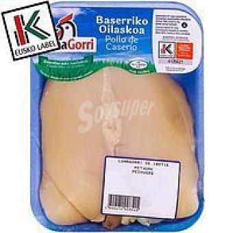 LumaGorri Pechuga de pollo eusko label 500 g