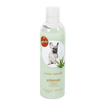 Affinity Champú antipicores con aloe vera para perros Botella 250 ml