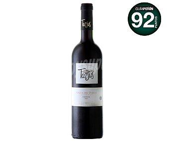 QUINTA DE TARSUS Vino tinto crianza con denominación de origen Ribera del Duero botella de 75 centilitros